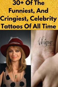 Just because celebrities have access to the best tattoo artists in the world doesn't mean they aren't going to make lousy ink decisions.