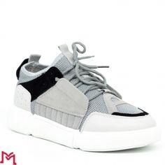 Pantofi Sport Barbati X392 Grey Se7en