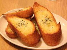 簡単にお店の味♪ガーリックトーストの画像