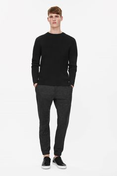 COS | Rib-knit wool jumper