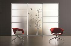 Grey vinyl tree on tinted glass #tintedvinyl #vinylart #tree #bird #icut #icutvinyl #birds #walldecal