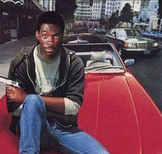 Eddie Murphy as Axel Foley (Beverly Hills Cop)