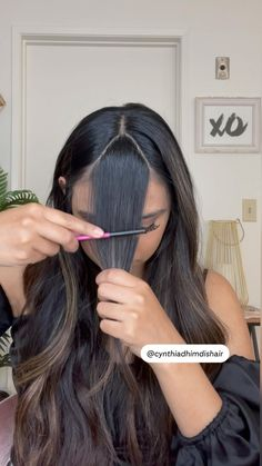 Bun Hairstyles For Long Hair, Summer Hairstyles, Cute Hairstyles, Indian Hairstyles, Hair Tips Video, Hair Videos, Natural Hair Styles, Short Hair Styles, Hair Color For Black Hair
