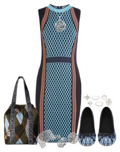 """Argyle"" by freida-adams ❤ liked on Polyvore featuring Versace, Vivienne Westwood, Lord & Taylor and Charlotte Russe"