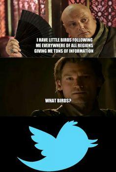#Varys #LittleBirds #GoT