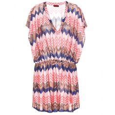 mytheresa.com - Printed dress - Cover-ups - Beachwear - Clothing - Luxury Fashion for Women / Designer clothing, shoes, bags