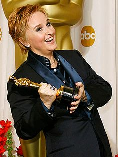WON AN OSCAR IMMEDIATELY FOLLOWING HER BRAVE BATTLE WITH CANCER☯