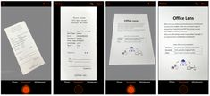 For certain good reasons, Office Lens has become one of the Top 5 iPhone apps. The app gained popularity from Windows phones and now it features in iPhone and Android as well. Document Scanner App, Scan App, Android Smartphone, Android Phones, Make Pictures, Apps, Windows Phone, Microsoft Office, App