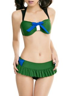 Black Butler Ciel Costume Swim Top | Hot Topic