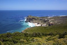 Cape Point in Zuid-Afrika