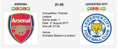 Arsenal vs Leicester - Premier League Preview & Tips