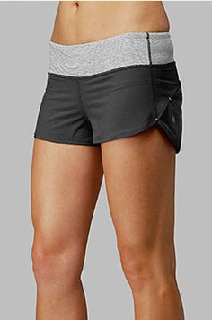 lululemon shorts. want!
