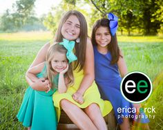 Erica Erck is a Northwest Arkansas, Fayetteville based, baby, children and family portrait photographer. Children And Family, Siblings, Family Portraits, Portrait Photographers, Summer, Photography, Fotografie, Summer Recipes, Brother Sister