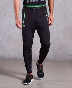 Running Pants 2019 New Men Running Pants Star Printed Jogging Male Casual Patchwork Sports Joggers Football Soccer Gym Trousers Pencil Legging
