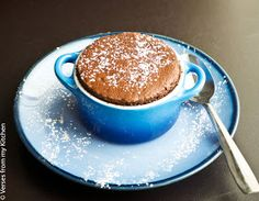 Verses from my Kitchen: Chocolate Soufflé