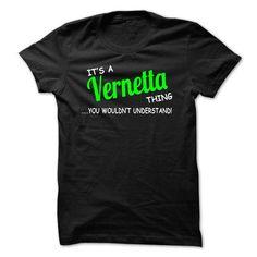 cool Best t shirts women's Nothing Beats Being A Vernetta