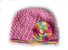 REJAdekor / Ružová čiapočka