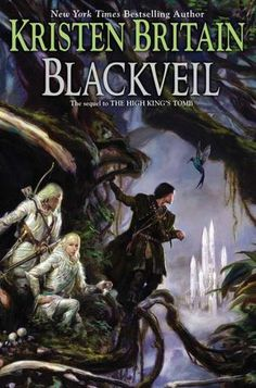 Blackveil (Green Rider Series #4) - Kristen Britain