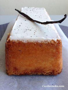 A simple vanilla cake? A yogurt cake in short? Cake Cookies, Cupcake Cakes, Cupcakes, Sweet Recipes, Cake Recipes, Dessert Recipes, Yummy Treats, Sweet Treats, Yummy Food