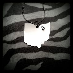 330 Special!   Akron Ohio Necklace   $33.0o (regularly $50)  https://www.etsy.com/listing/82732854/330-special-akron-ohio-necklace-330o#