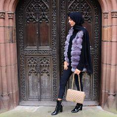 """489 Likes, 41 Comments - Seima Rahman (@seimarahman) on Instagram: """"DENIM ON DENIM 💙"""" başörtülü başörtüsü kadın giyim modelleri modası bayan giyim türbanlı"""