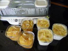 Pomme boulangère et gratin dauphinois à la multi-délice. Fondant, Griddle Pan, Biscuits, Food And Drink, Appetizers, Pudding, Yummy Food, Favorite Recipes, Nutrition