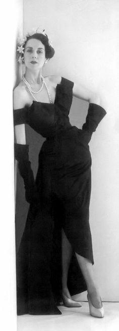 1940s Fashion Vogue Christian dior - 1949 - vogue - @~ mlle1949 christian, fashion
