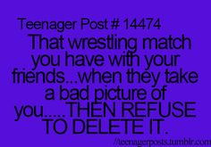 Teenager Post # 14474