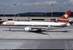 HB-IWL Swissair McDonnell Douglas MD-11