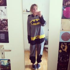 Primark official femme batman logo classique tv film pull sweat bnwt 10