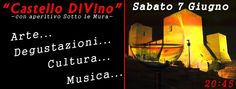 CASTELLO DI VINO – CASTELLO S.MICHELE – CAGLIARI – SABATO 7 GIUGNO 2014