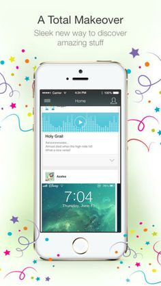 mobile9 iPhone app – Wallpapers, Ringtones & Messages