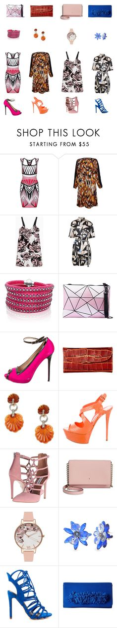 """""""Untitled #302"""" by susy-1697 ❤ liked on Polyvore featuring Tory Burch, Max&Co., Paul by Paul Smith, Sif Jakobs Jewellery, Alexander McQueen, Dooney & Bourke, Kenneth Jay Lane, Casadei, Steve Madden and Kate Spade"""