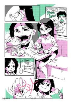 2 Kuchisake Onna (The Cleft Mouth Woman) – MangaDex Modern MoGal – Ch. 2 Kuchisake Onna (The Cleft Mouth Woman) – MangaDex Related posts:If this is an actual comic I. Kuchisake Onna, Cute Comics, Funny Comics, Anime Comics, Otaku Anime, Manga Anime, Anime Meme, Anime Monsters, Cartoon Art