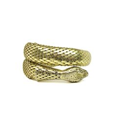 Snake Wrap Bracelet by Whiting Davis