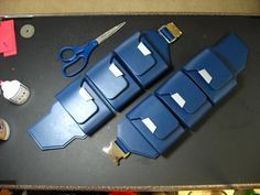 Foam utility belt tutorial Where the heck was this when I needed it for Super Ariel?