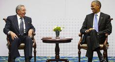 Obama riles GOP with Cuba trip - POLITICO