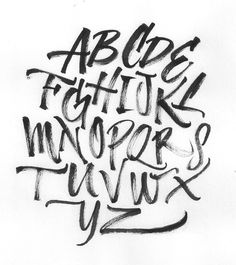 Bold Lettering Makes You Happy