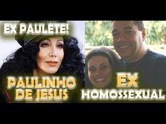 EX HOMOSSEXUAL PAULETTE VIRA EVANGÉLICO (TESTEMUNHO PR. PAULINHO DE JESUS)