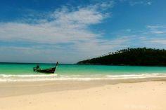 Ko Racha... where dream beaches are made.
