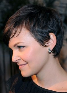 Love how short the sides and back are. Just need a little longer bang and I will love it!