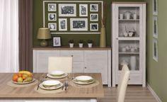 Jadalnia NICEA, sosna nordycka  #meble #dom #wnetrza #wystrój #mieszkanie