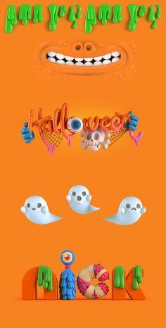 https://www.behance.net/gallery/44026293/Nick-Halloween