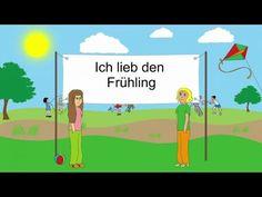 Hits für Kinder - Ich lieb den Frühling // Kinderlied deutsch - YouTube