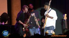 """Marcus Miller """"Alex Han sax solo"""" VeszprémFest 2013. 07. 17."""