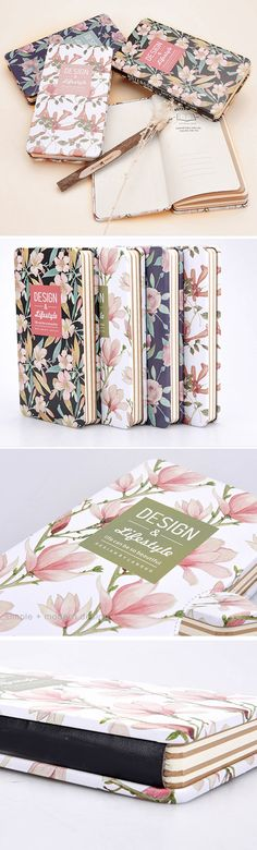 Whether you want to start a journal or take notes for classes, it's the perfect notebook to use-ONLY $29.99! The beautiful colors of the Cupshe Garden Journal Diary Notebook are sure to bring a smile to your daily life. This notebook features lightly-lined writing pages&tinplate floral printing cover. It's absolutely the perfect choice to use as a journal. See various collection and get one at Cupshe.com !