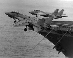 Grumman F-14A Tomcats