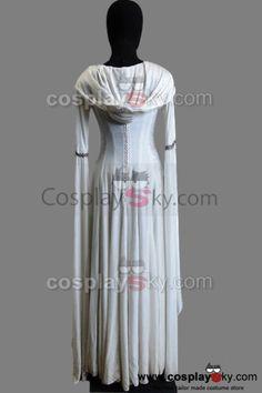 Legend of the Seeker Kahlan Amnell Confessor Dress | CosplaySky.com