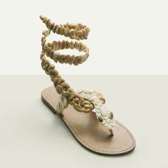 Cashew Sandals