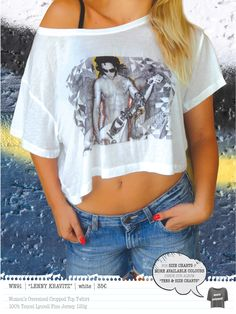 LENNY KRAVITZ Women's t-shirt